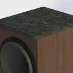 Granite Subwoofer Top
