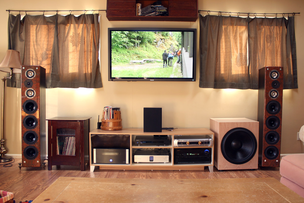 Stereo Integrity HT-18D2 [build] - Page 4 - Home Theater Forum and ...